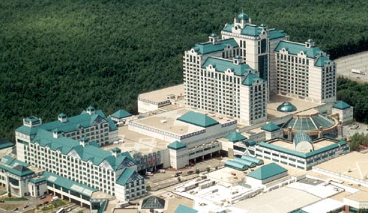 Foxwood resort casino resort address casino harrahs louisiana shreveport