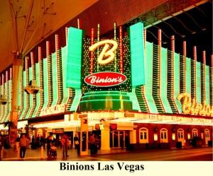 Binions Las Vegas