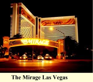 The Mirage Las Vega