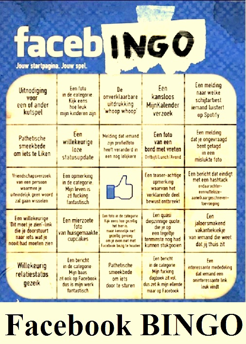video bingo facebook