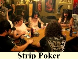 how to play strip poker in an amazing way
