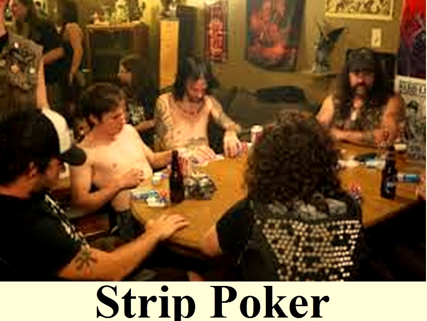 Playing cards with naked girls on them